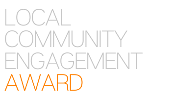 LOCAL COMMUNITY AWARD