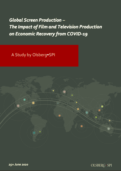 Global Screen Production - The Impact of Film and Television Production on Economic Recovery from COVID-19